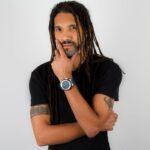 Dj Moisés Aquariano:  talento e perícia ao vivo
